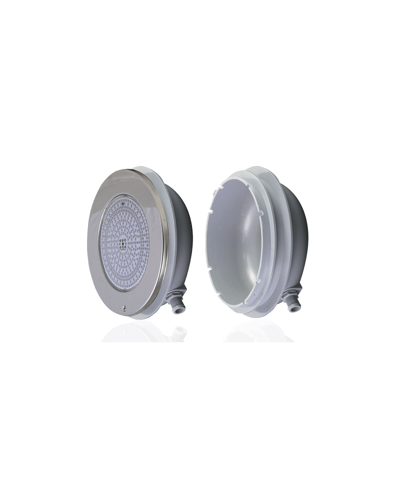 REFLECTOR CON NICHO EMAUX LED COLOR 20W 12V H-200