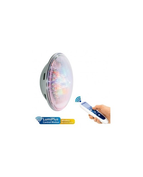 BOMBILLO PAR 56 LED COLOR CON CONTROL ASTRAL (KIT POR 2)