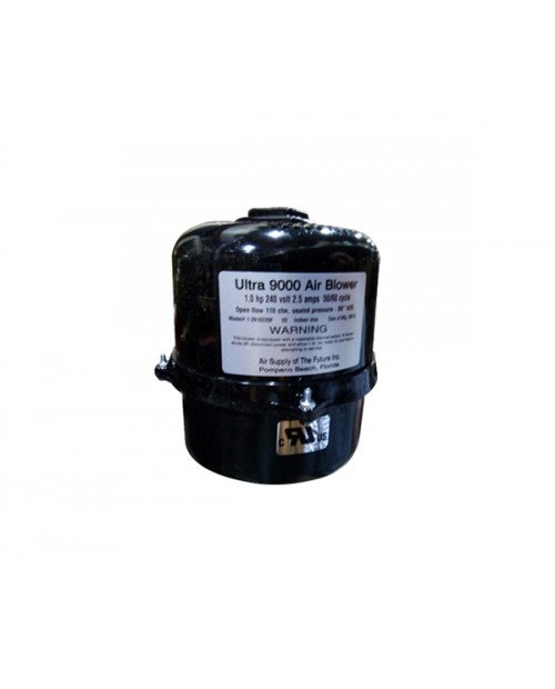 BLOWER DE 1HP 220 V ULTRA 9000 AIR SUPPLY