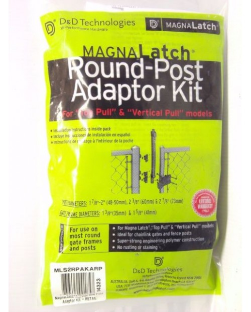 KIT ADAPTADOR MAGNA LATCH POSTE REDONDO