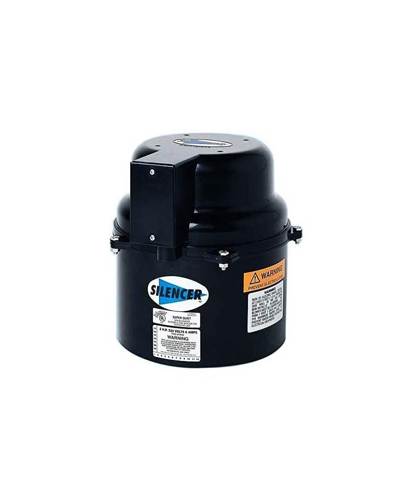 BLOWER DE 2HP 110VOLT SILENCIOSO AIR SUPPLY