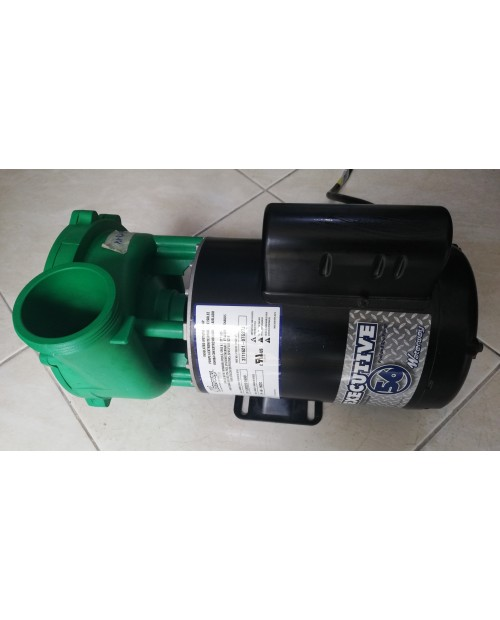 MOTOBOMBA DE 4HP 220 VOLT WATERWAY